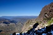 Aufstieg zum Cradle Mountain