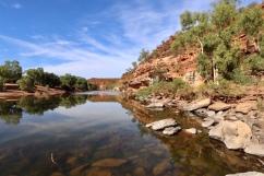 Murchison River beim Ross Graham Lookout